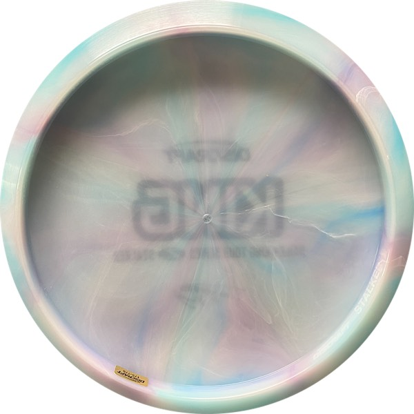 Discraft Tour Series Haley King Stalker swirl back