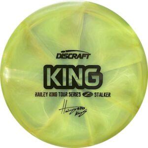 Discraft Tour Series Haley King Stalker yellowish back