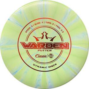 Dynamic Discs Warden Classic Burst