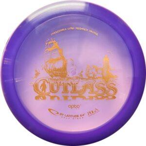 Latitude 64 Opto Cutlass Disc Golf Disc