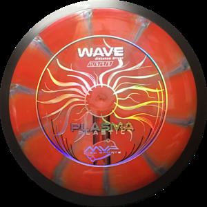 Mvp plasma wave