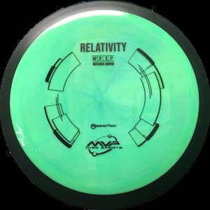 MVP Neutron Relativity