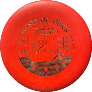 Westside Discs Tuonelan Joutsen Finnish Stamp Swan 2