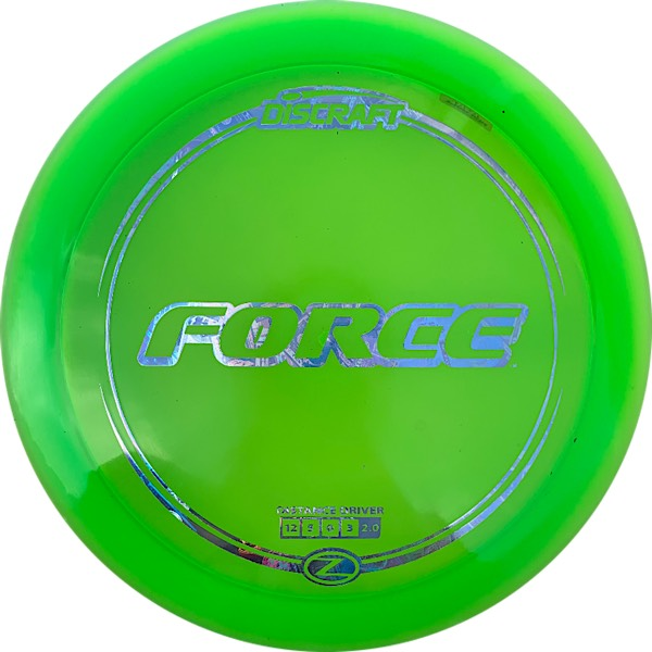 Discraft Z Force Money Stamp