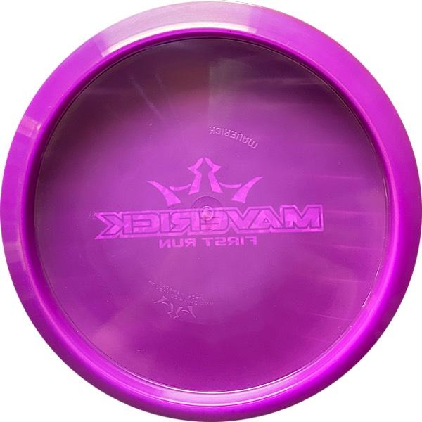 Dynamic Discs Lucid FIRST RUN Maverick