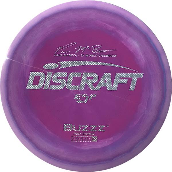Discraft 5X Buzzz ESP Paul McBeth
