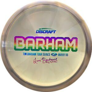 Discraft Tour Series Tim Barham Z Swirl Buzzz SS