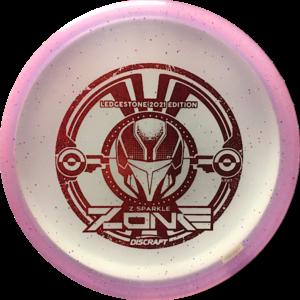 Discraft Z Sparkle Zone 2021 Ledgestone Tour Series