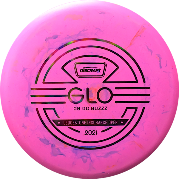 Discraft GLO Jawbreaker Buzzz 2021 Ledgestone Tour Series
