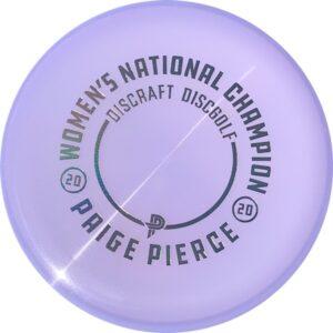 Discraft CryZtal Glow Paige Pierce Fierce