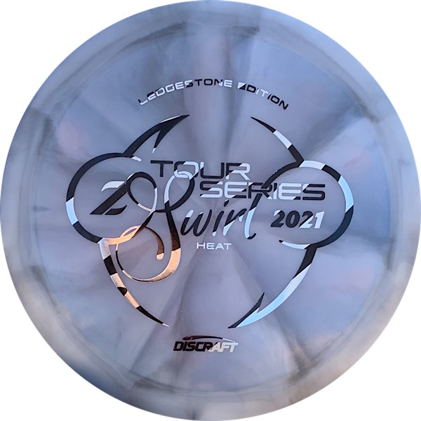 Discraft Z Heat 2021 Ledgestone Tour Series