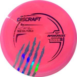 Discraft ESP Swirly Paul McBeth 5X Avenger SS