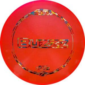 Discraft Z Buzzz Wonderbread Stamp