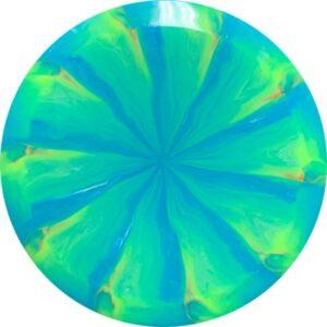 Streamline Discs Cosmic Neutron Trace Sarah Hokom Blank