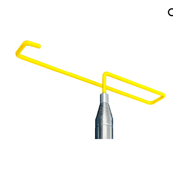 KWIK-STIK XL (NOW THREADED AND INCLUDES BOTH HEADS)