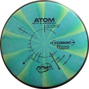 MVP Cosmic Electron Atom Firm