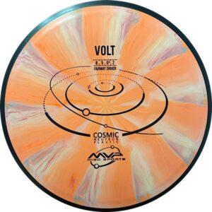 MVP Cosmic Neutron Volt