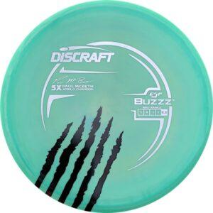 Discraft Paul McBeth 5X ESP Swirly Buzzz