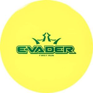 Dynamic Discs Lucid Evader 1st Run