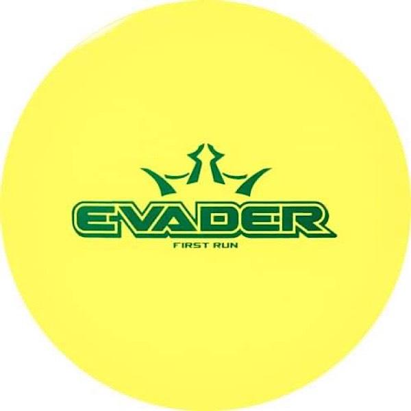 Dynamic Discs Lucid Evader 1st Run