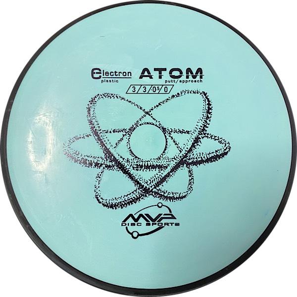 MVP Electron Atom Medium