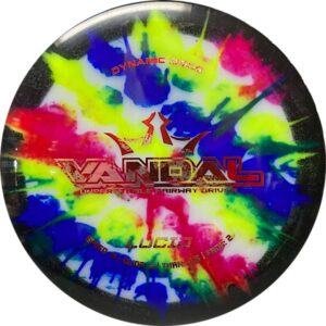 Dynamic Discs Vandal Dyed