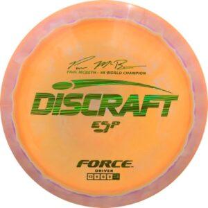 Discraft Paul McBeth 5x ESP Force