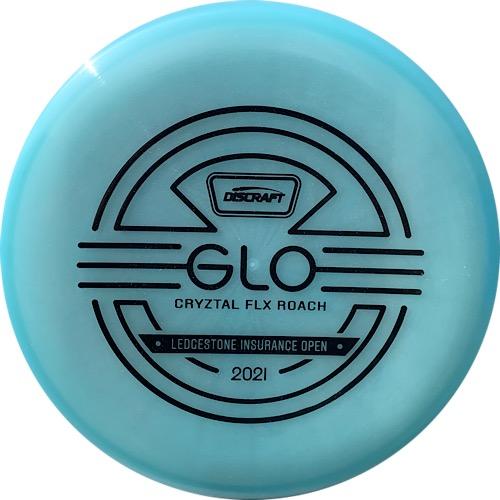 Discraft Cryztal FLX Glo Roach 2021 Ledgestone Edition