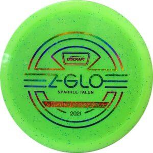 Discraft Z Glo Sparkle Talon 2021 Ledgestone Edition