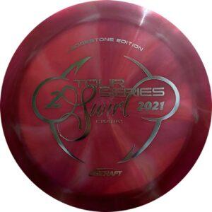 Discraft Z Swirl Crank 2021 Ledgestone Tour Series