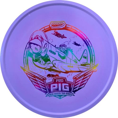 Innova Glow Pro Pig Ricky Wysocki Tour Series 2021