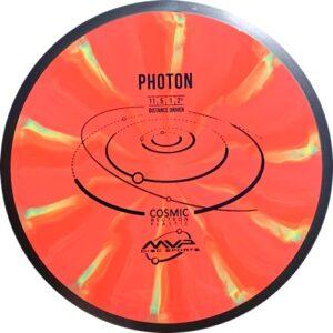 MVP Cosmic Neutron Photon