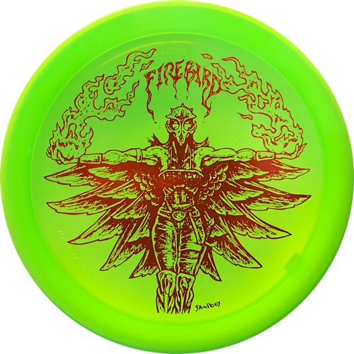 Innova Skulboy Champion Flat Top Firebird