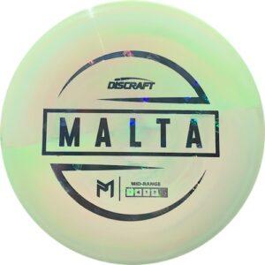 Discraft Paul McBeth ESP Malta Money Stamp