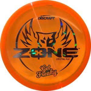 Discraft CryZtal FLX Get Freaky Zone $$ $tamp