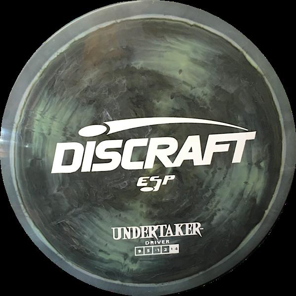 Discraft ESP Swirl Undertaker