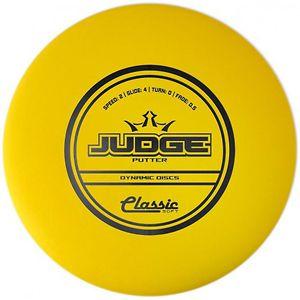 dynamic discs classic soft judge
