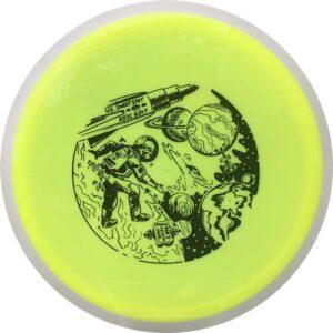 Axiom Discs Neutron Fireball Sweet Spot Stamp