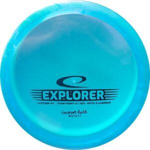 Latitude 64 Opto-X Glimmer Explorer Emerson Keith 2021 Team Series