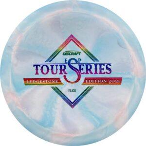 Discraft Ledgestone ESP Tour Series Flick