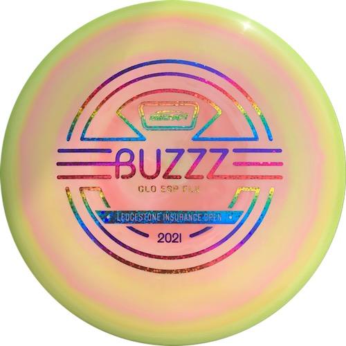 Discraft Ledgestone Glo ESP Flx Buzzz