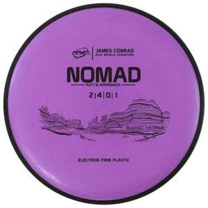 MVP Discs Electron NOMAD FIRM James Conrad Signature Series