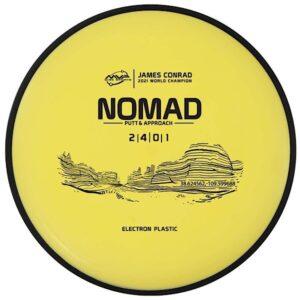 MVP Discs Electron NOMAD MEDIUM James Conrad Signature Series
