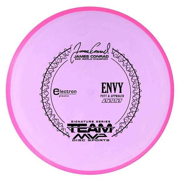 Axiom Discs Electron Envy Medium James Conrad Signature Series