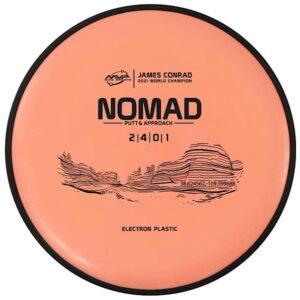 MVP Discs Electron NOMAD Soft James Conrad Signature Series