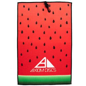 Axiom Sublimated Towel Watermelon Edition