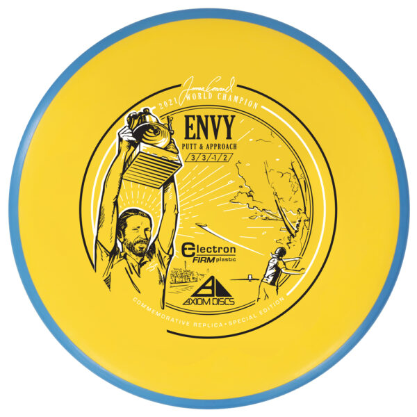 Axiom Electron Envy James Conrad Special Edition