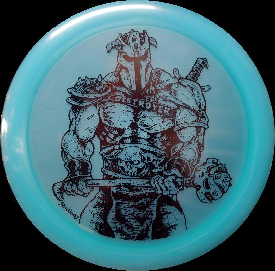 Innova XXL Barbarian Champion Destroyer