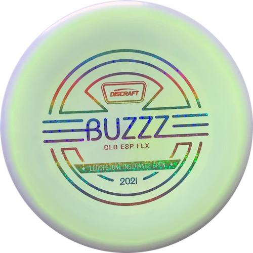 Discraft Ledgestone 2021 Glo FLX ESP Buzzz