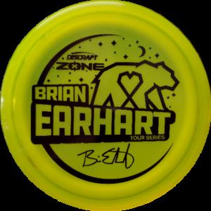 Discraft 2021 Tour Series Zone Earhart